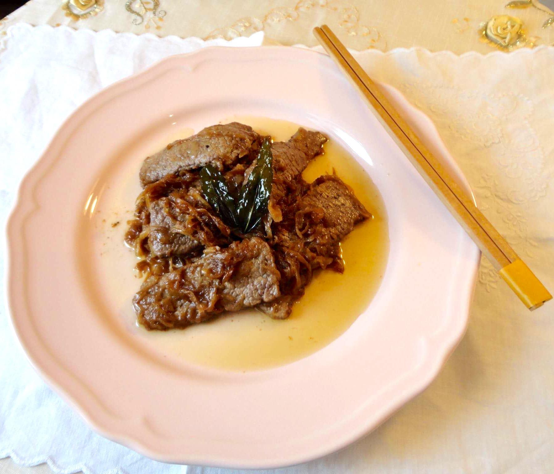 Carne à Oriental