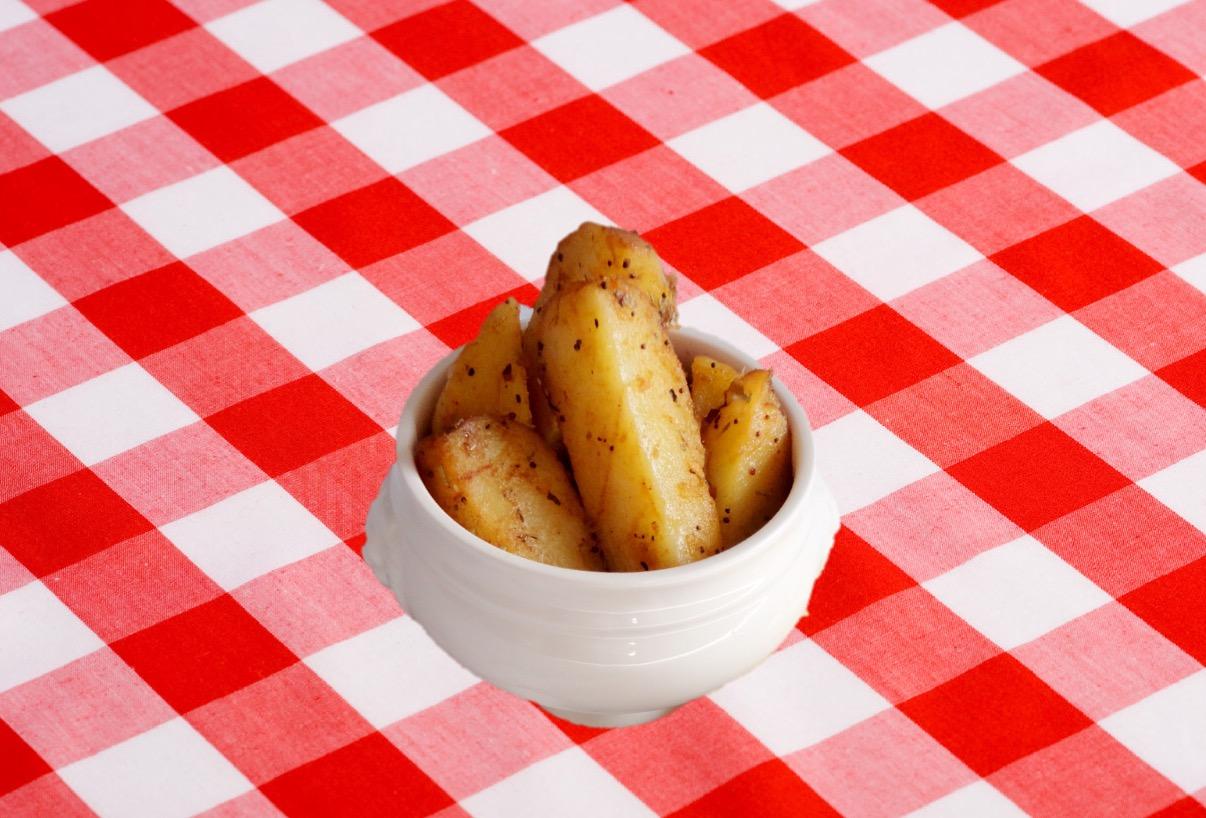 Batatas Salteadas na Frigideira