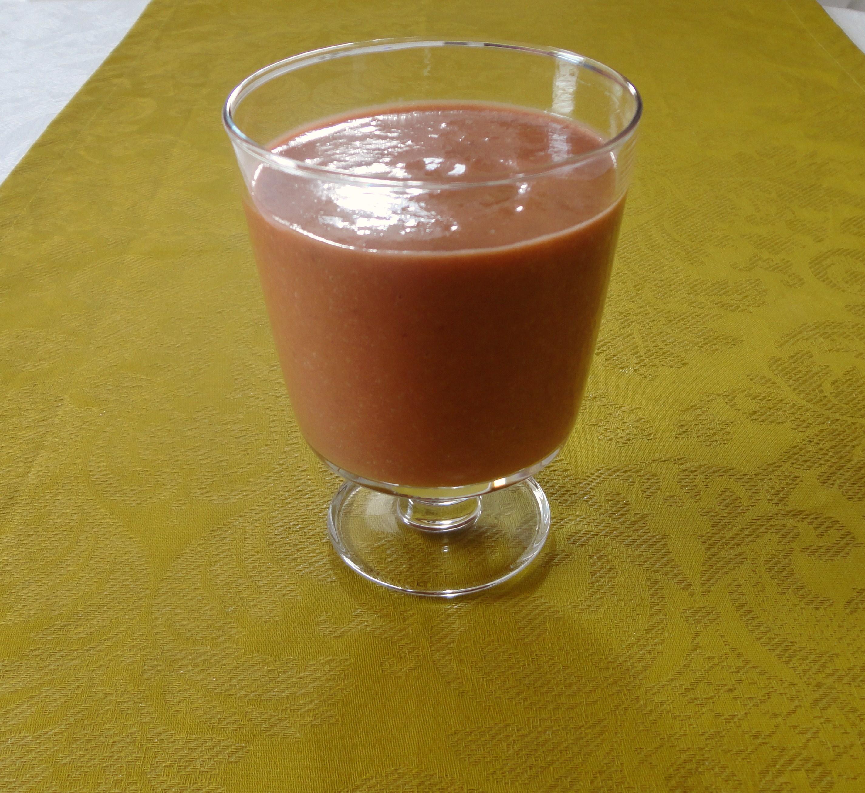 Sumo de Laranja e Tomatilho