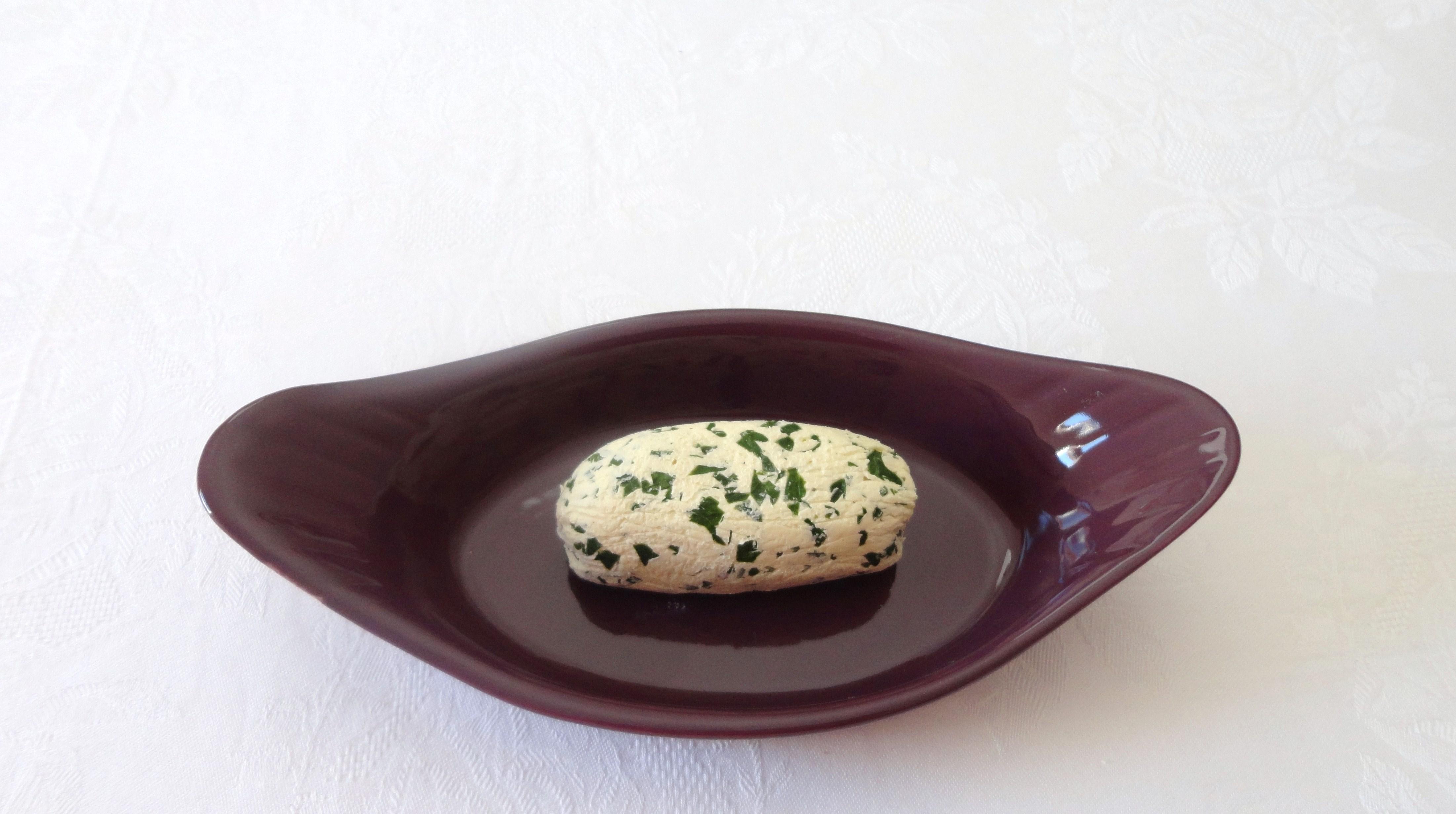 Manteiga Aromatizada com Salsa