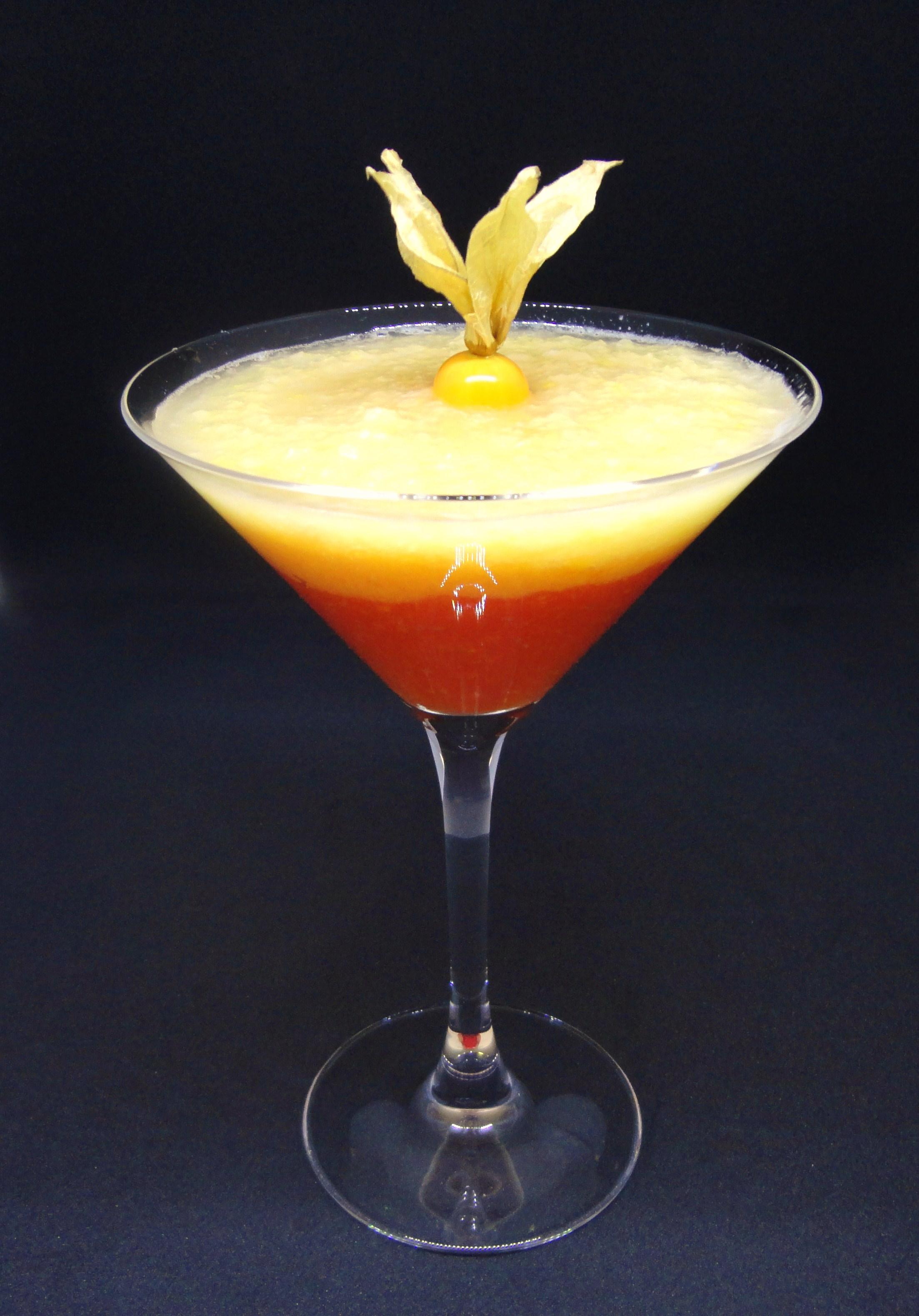 Cocktail de Frutas