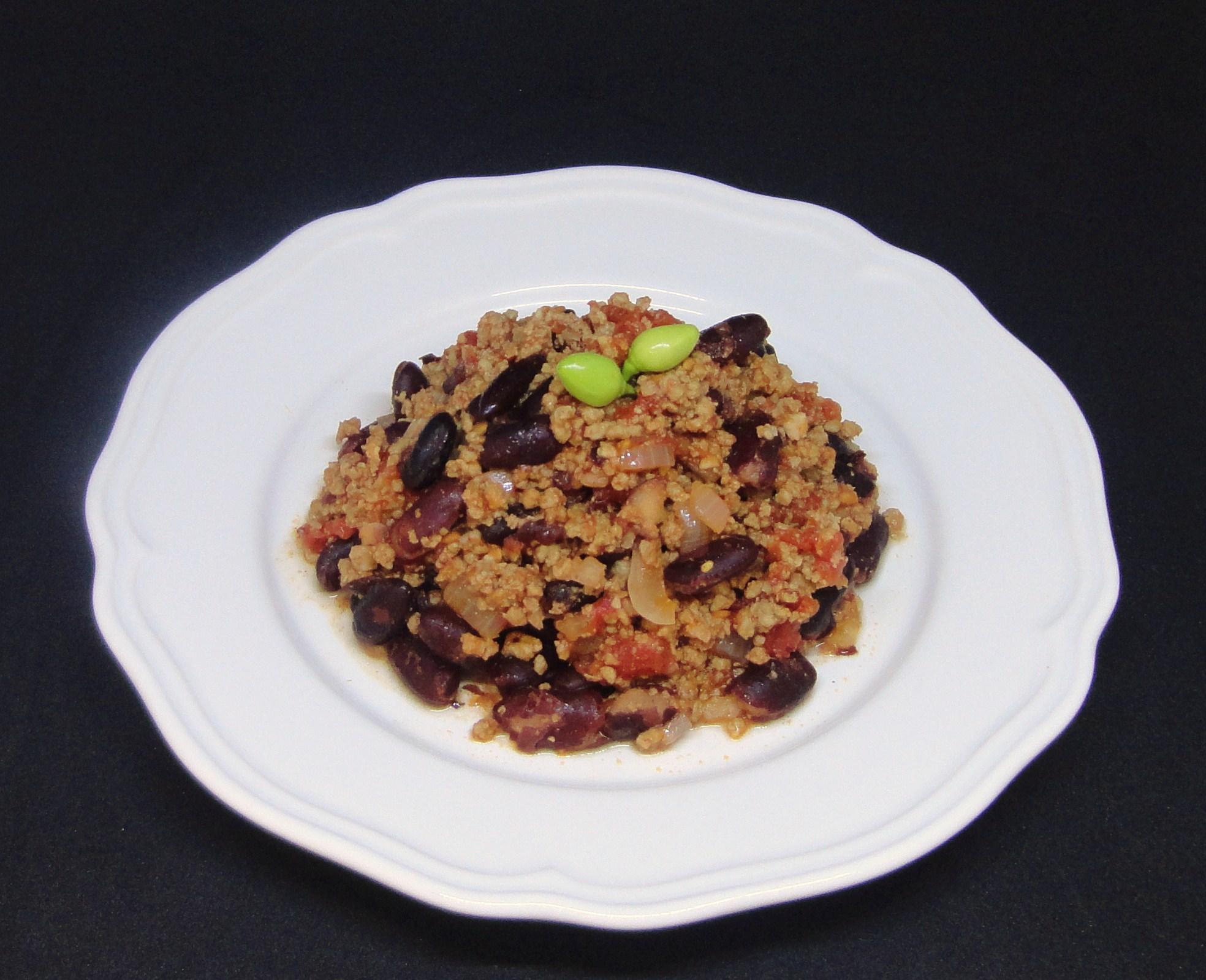 Chili com Carne de Vaca