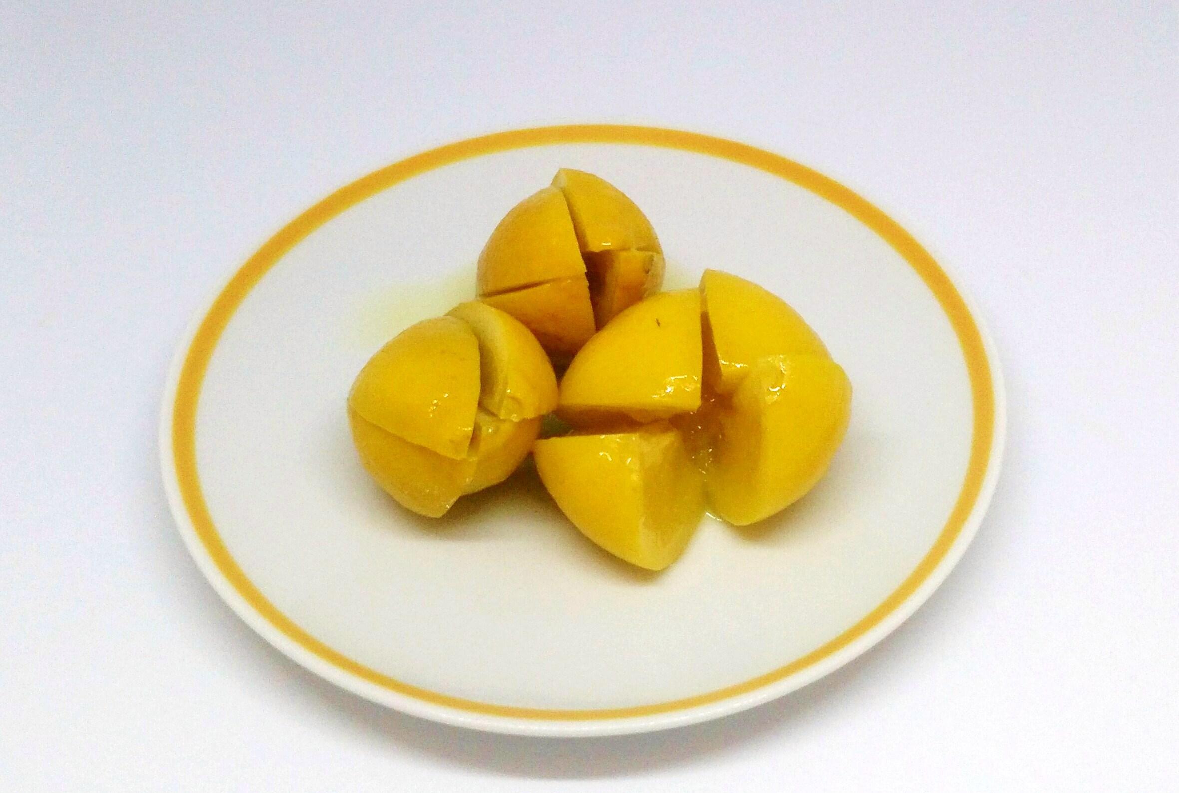 Limões de Conserva