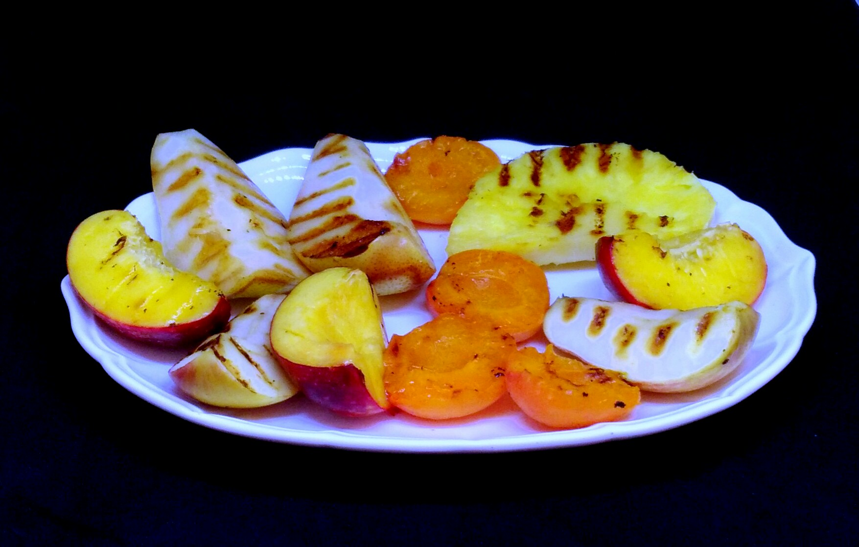 Fruta Grelhada