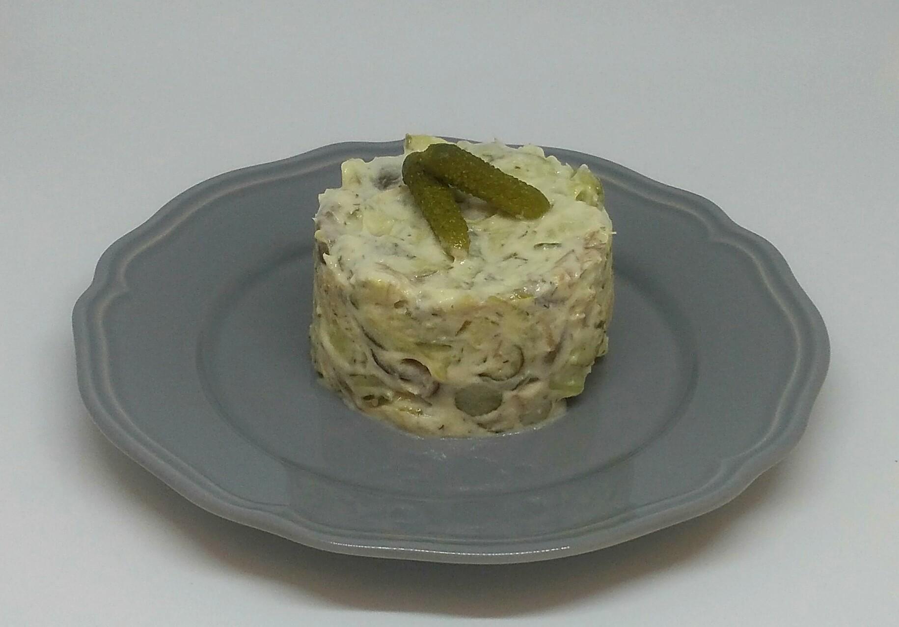 Salada de Arenque