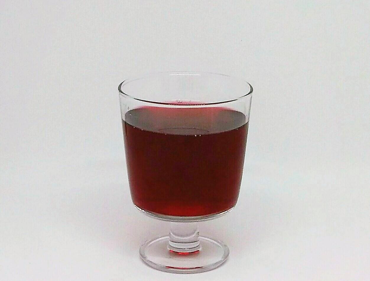 Chá Gelado de Frutos Silvestres
