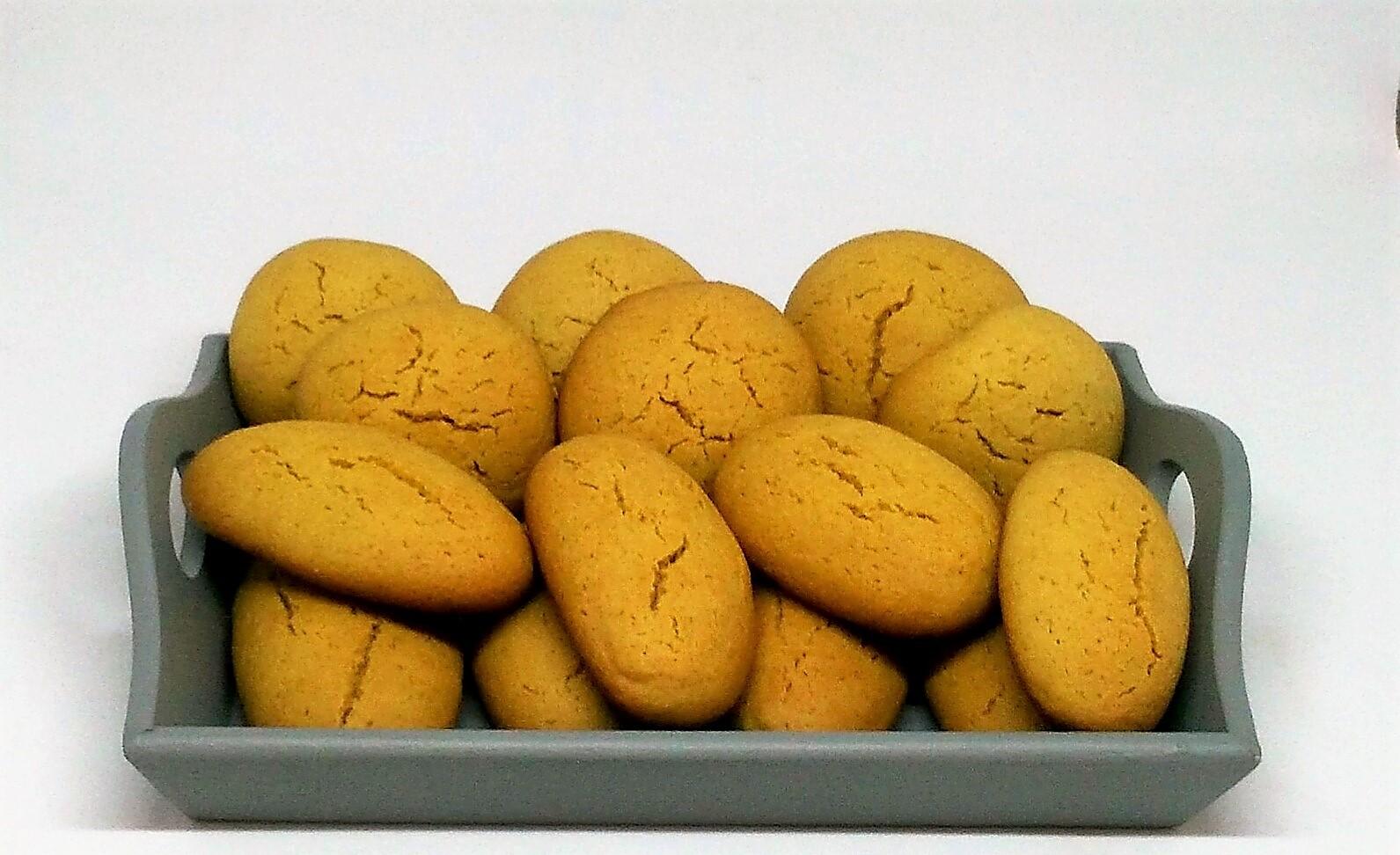 Bolinhos de Mel, Limão e Gengibre