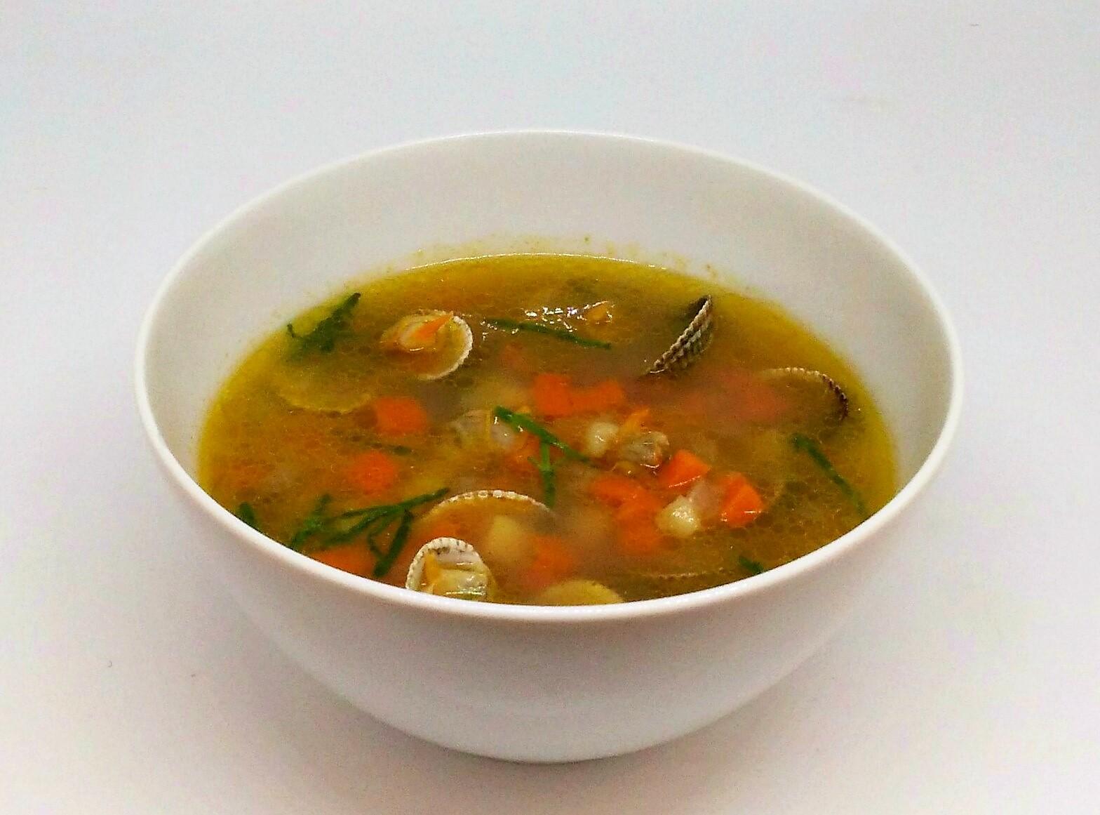 Sopa de Berbigão