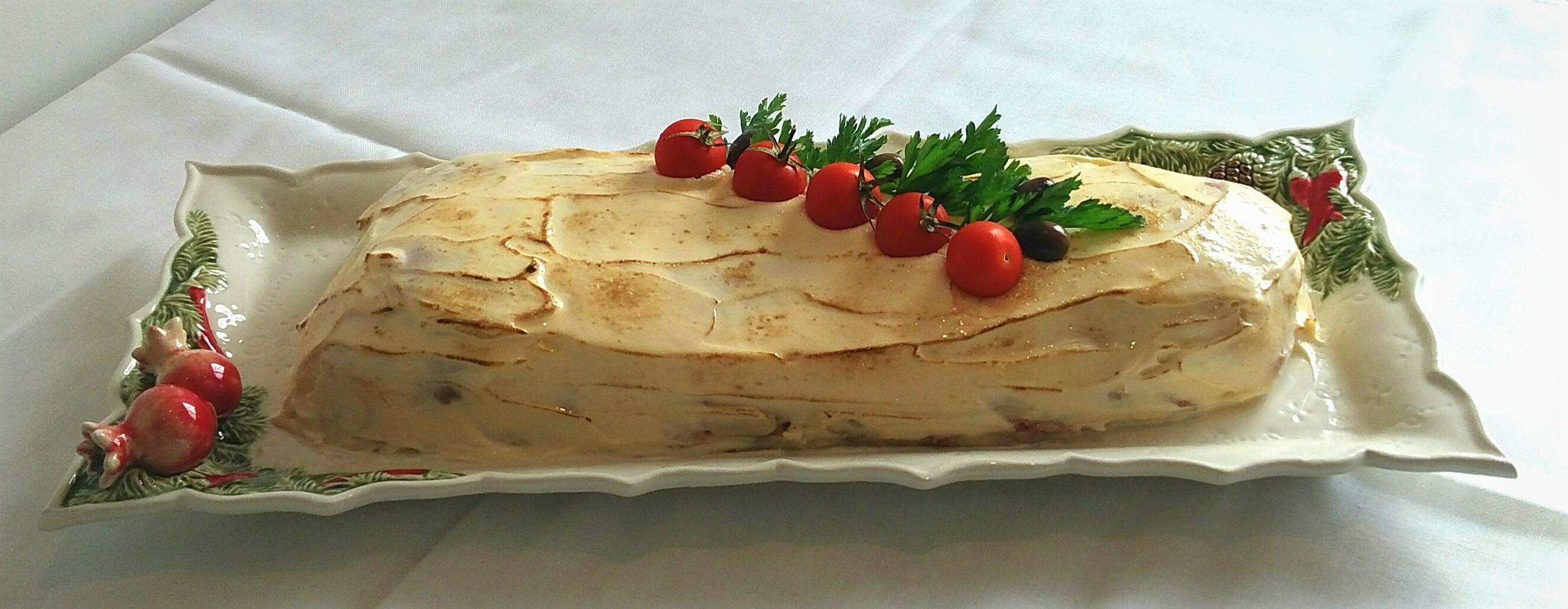 Torta de Salsichas