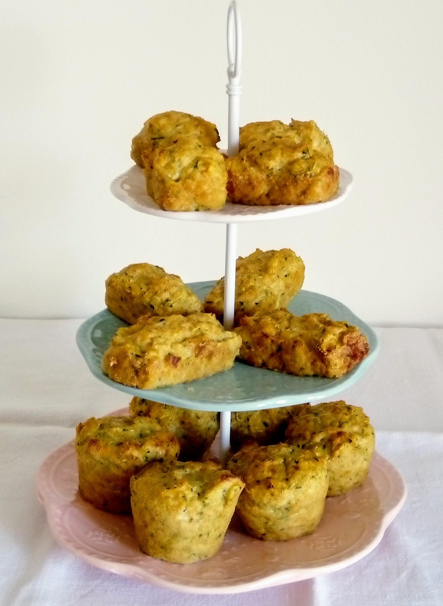 Muffins de Frango